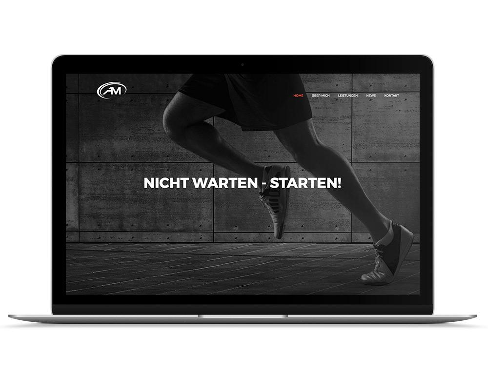 Andreas Mitterfellner Webseite, Referenz Werbeagentur Ramses, Salzburg, Onlinemarketing, Webseite, Grafik, Web, Online, Marketing, Werbung