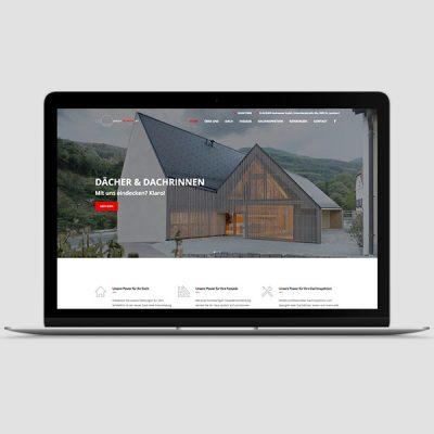 Klausner Dachpower Webseite, Referenz Werbeagentur Ramses, Salzburg, Onlinemarketing, Webseite, Grafik, Web, Online, Marketing, Werbung